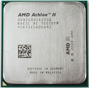 AMD Athlon II X2 240 Regor Dual-Core 2.8 GHz AM3 CPU